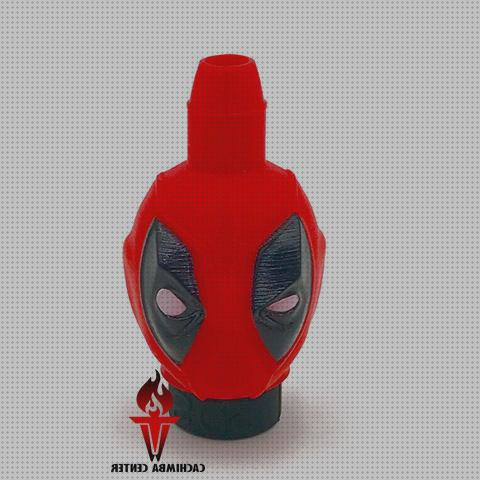 Review de boquilla de cachimba dead pool