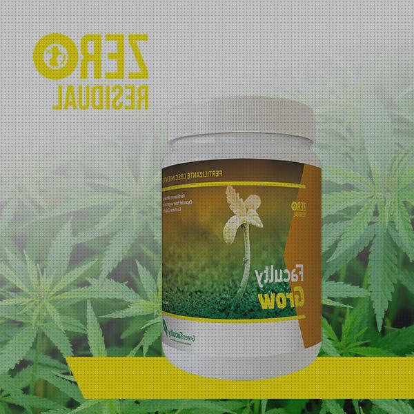 Review de fertilizantes cloruro potasico marihuana
